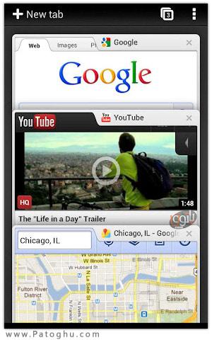 دانلود گوگل کروم برای اندروید – Chrome 0.16.4215.215