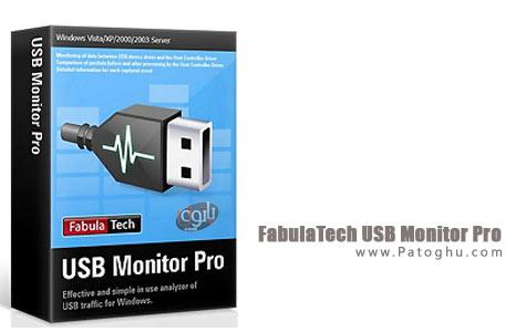 کنترل فعالیت های درگاه USB با نرم افزار FabulaTech USB Monitor Pro 2.7