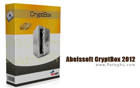 رمزگذاری بر روی فایل ها ، عکس ها و اطلاعات شخصی با نرم افزار Abelssoft CryptBox 2012 Professional v3.0.0