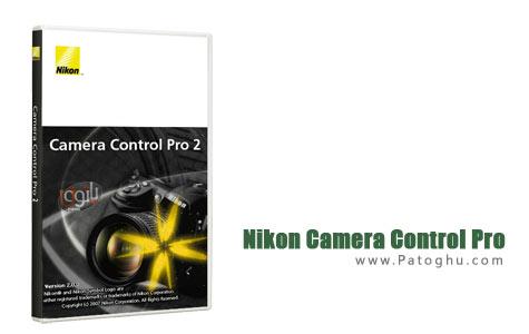 کنترل از راه دور دوربین های نیکون با نرم افزار Nikon Camera Control Pro 2.11.0