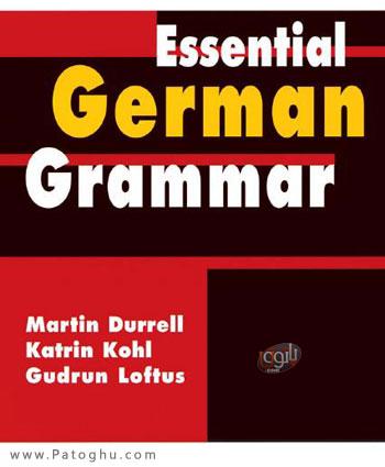 دانلود کتاب گرامر ضروری زبان آلمانی Essential German Grammar