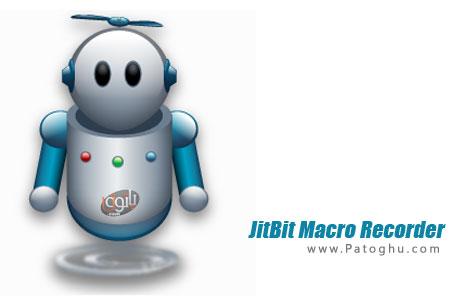 ضبط کارهای انجام شده توسط موس و کیبورد JitBit Macro Recorder 5.7.3.0