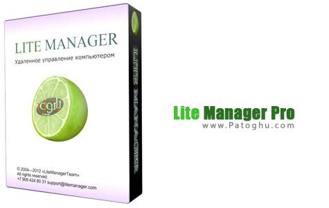 کنترل از راه دور کامپیوتر با نرم افزار LiteManager Pro 4.4.1