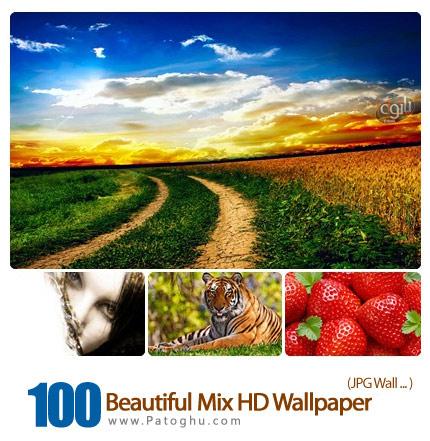 دانلود والپیپرهای زیبا و متنوع - Beautiful Mix HD Wallpaper