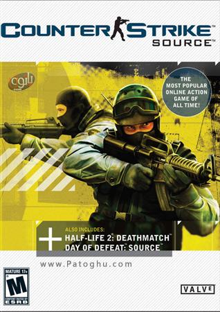 دانلود بازی کانتر استریک با حجم کم برای کامپیوتر - Counter-Strike: Source