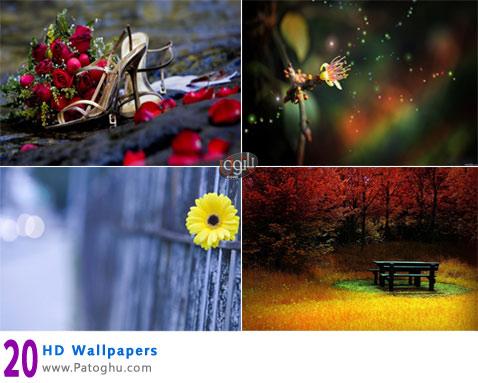 دانلود مجموعه 22 عکس با کیفیت HD برای پس زمینه دسکتاپ