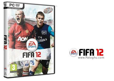 دانلود بازی فیفا 2012 با حجم کم برای کامپیوتر - دانلود Fifa 2012