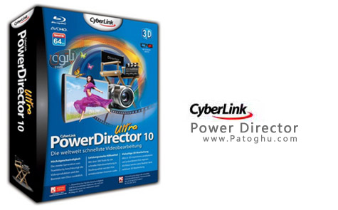 تدوین و میکس حرفه ای فیلم با نرم افزار CyberLink PowerDirector Ultra