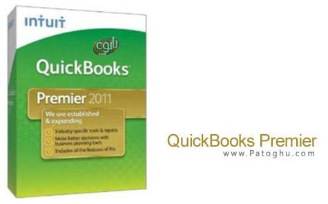 انجام امور حسابداری با QuickBooks Premier 2011