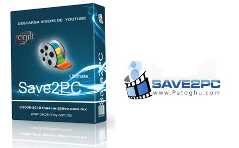 دانلود ویدیوهای آنلاین با نرم افزار save2pc Ultimate 4.24 Build 1363