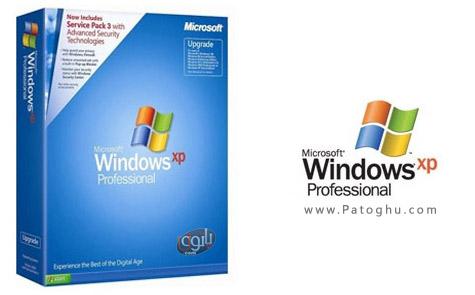 دانلود نسخه جدید ویندوز ایکس پی سرویس پک 3 - Windows XP Professional SP3 Integrated November 2011 + SATA