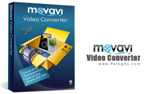 تبدیل فایلهای صوتی و تصویری با نرم افزار Movavi Video Converter