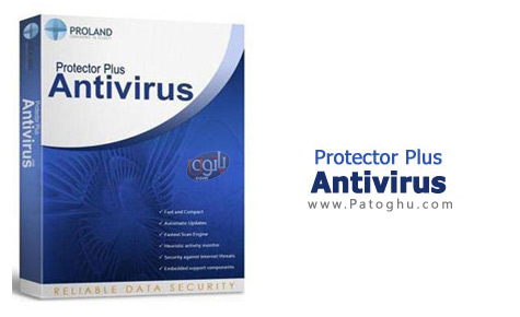 مبارزه با ویروس های کامپیوتری و حفاظت سیستم ها با نرم افزار Protector Plus 2011 Antivirus 8.0.L01