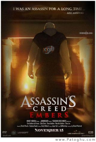 دانلود زیرنویس فارسی Assassin Creed Embers 2011 دانلود رایگان