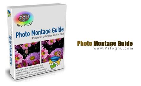 مونتاژ و ویرایش تصاویر با نرم افزار Photo Montage Guide 1.3