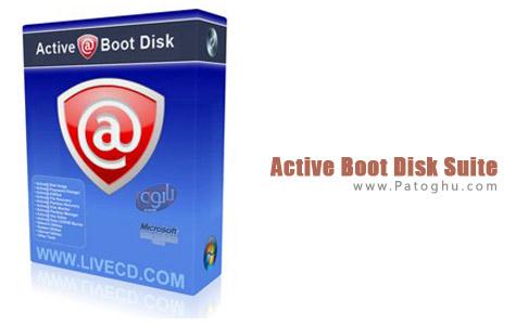 ساخت دیسک بوتیبل با نرم افزار Active Boot Disk Suite v5.4.5