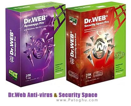 دانلود Dr.Web Anti-virus & Security Space