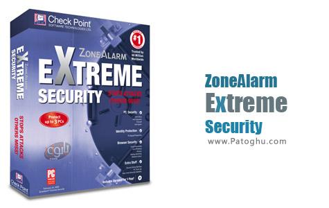 تامین امنیت سیستم با پکیج امنیتی ZoneAlarm Extreme Security 2012 10.1.056