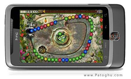 دانلود بازی زوما Zuma Revenge HD آندروید