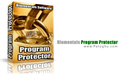 قفل گذاری بر روی برنامه های نصب شده با نرم افزار Blumentals Program Protector 4.2
