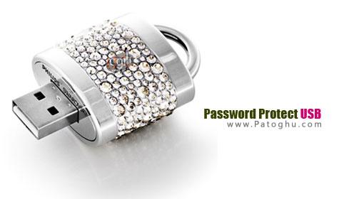 رمز گذاری روی فلش مموری با Password Protect USB 3.6.2