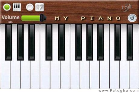 نواختن پیانو در آندروید با My Piano 2.6