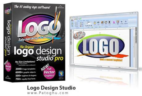 ساخت لوگو • دانلود رایگاندانلود Summitsoft Logo Design Studio Pro