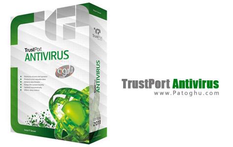 دانلود Trustport Antivirus 2013 V13 0 0 5060 Final دانلود آنتی ویروس قدرتمند TrustPort Antivirus