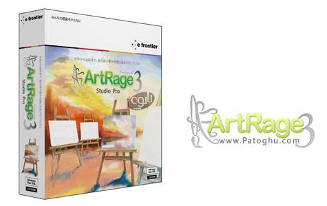 کشیدن نقاشی های متفاوت با ArtRage Studio Pro v3.5.0 Retail