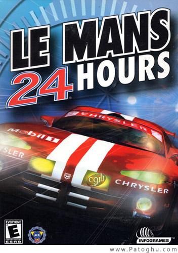 دانلود بازی اتومبیل رانی با عنوان Le Mans 24 Hours