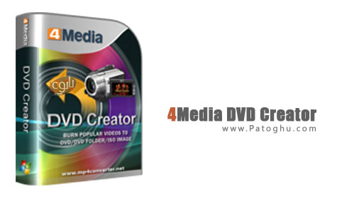 ساخت DVD های حرفه ای با 4Media DVD Creator 7.0.1.1122