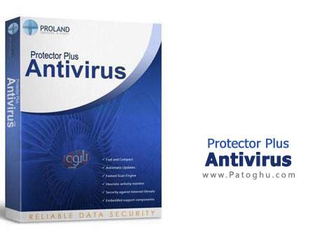 مبارزه با ویروس ها با نرم افزار قدرتمند Protector Plus 2011 Antivirus 8.0.L01