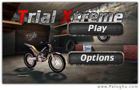 دانلود بازی موتور سواری اعتیاد آور Trial Xtreme 1.5 برای آندروید