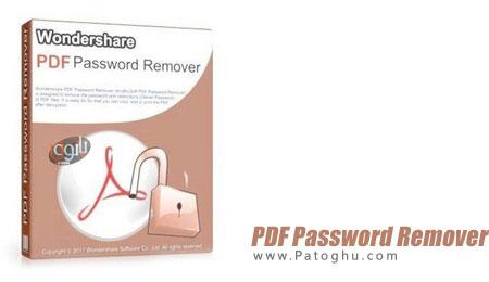 رمزگشایی فایل های پی دی اف با AnyBizSoft PDF Password Remover 1.3.0.3 (قابل حمل)