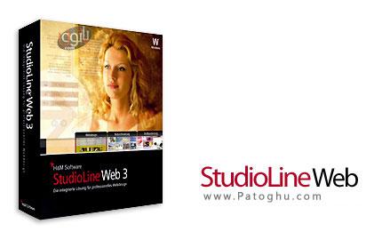 دانلود نرم افزار طراحی و ساخت وب سایت StudioLine Web 3.70.37.0