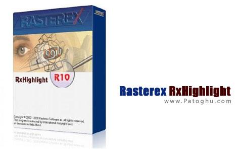 مشاهده و مدیریت فایل های مختلف با Rasterex RxHighlight 12.0.0.354