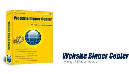 Website Ripper Copier v3.6.2 - نرم افزار دریافت کامل و سریع یک سایت