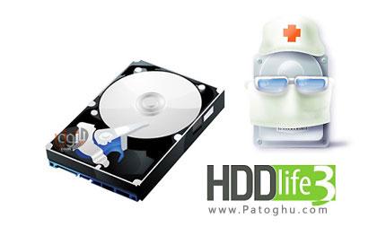 عیب یابی و آنالیز هارد دیسک با نرم افزار HDDlife for Notebooks 3.1.172
