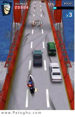 اوج سرعت با بازی Racing Moto v1.0.1 برای آندروید