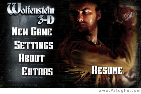 دانلود بازی Wolfenstein 3D Classic Platinum v2.0 برای iPhone-iPodtouch