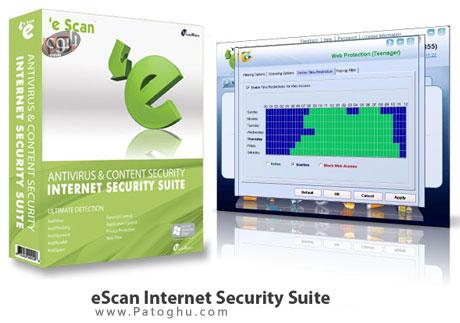 امنیت در اینترنت با eScan Internet Security Suite Build 11.0.1139.969