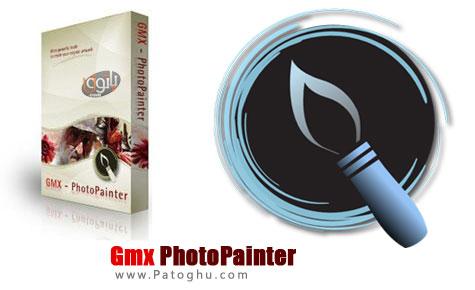 افزودن افکت نقاشي به تصاوير با Gertrudis GMX-PhotoPainter 1.1.0.0705 (قابل حمل)