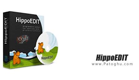 دانلود ویرایشگر ساده و قدرتمند متون HippoEDIT v1.49.822