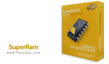 دانلود نرم افزار SuperRam