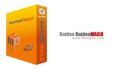مدیریت و ارسال ایمیل با Raiden RaidenMAILD 1.9.17.10