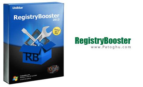 پاکسازی خطاهای ریجستری با RegistryBooster 2011 6.0.3.6