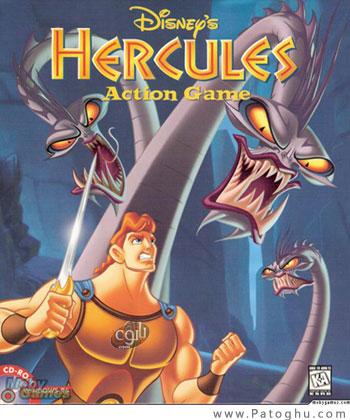 دانلود بازی جذاب و زیبای هرکول - Disneys Hercules