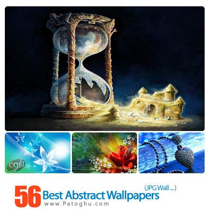 دانلود پس زمینه دسکتاپ زیبای انتزاعی - Best Abstract Wallpapers