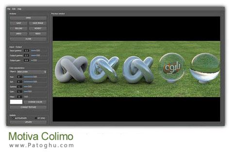 طراحی دکوراسیون با نرم افزار جدید Motiva Colimo 1.2