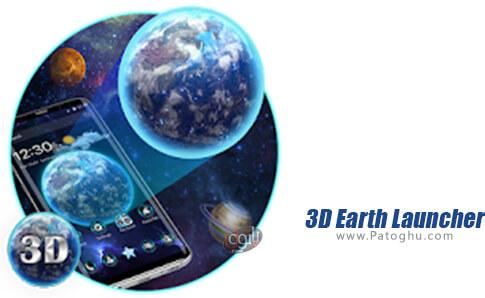 دانلود 3D Earth Launcher برای اندروید